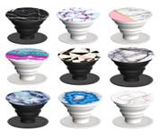 PopSockets Expanding Stand and Grip for Smartphones & Tablets - Marble Options