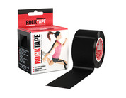 "RockTape  2"" Black  Kinesiology Tape"