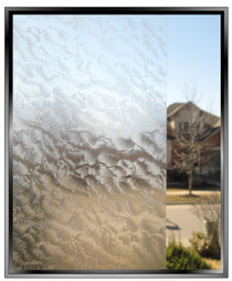 Apex Ripple - DIY Decorative Privacy Window Film