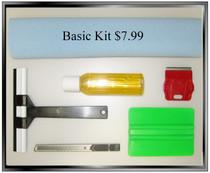 Basic DIY Window Film Installation Kit