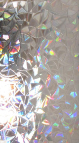Rainbows - Static Cling Window Film