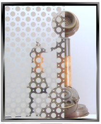 Apex Polka Dots - DIY Decorative Window Film