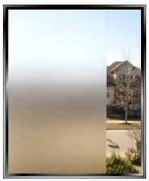 OCTKI Brushed - DIY Decorative Privacy Window Film