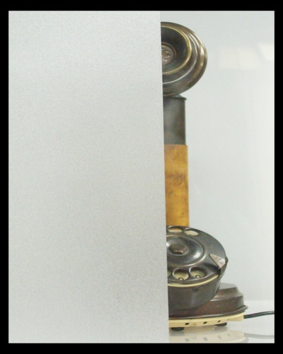Frosty - Static Cling Window Film