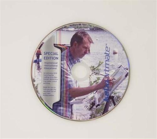 Instructional DVD featuring Artist Ben Haslam BA