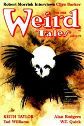 Weird Tales #292 (Fall 1988) facsimile reprint