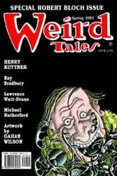 Weird Tales #300 (Spring 1991) facsimile reprint