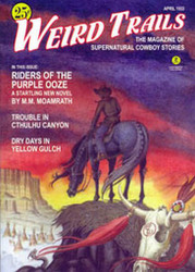 Weird Trails (April 1933 issue)