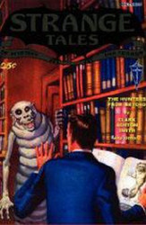 Pulp Classics:Strange Tales #6 (October 1932), by John Gregory Betancourt (Paperback)