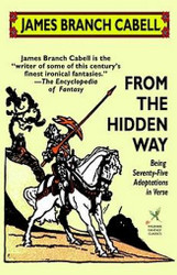 From the Hidden Way, by James Branch Cabell (Paperback)