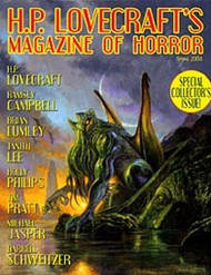 H.P. Lovecraft's Magazine of Horror #1: book edition