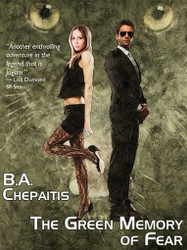 The Green Memory of Fear, by B.A.Chepaitis (ePub/Kindle)