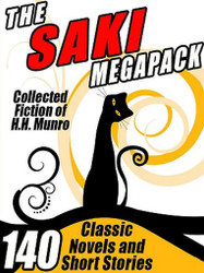 The Saki MEGAPACK™, by Saki (ePub/Kindle)