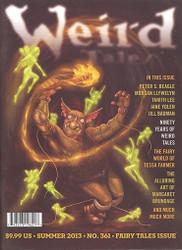 Weird Tales 361 (Summer 2013) (ePub/Kindle)