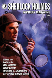 Sherlock Holmes Mystery Magazine #13, edited by Marvin N. Kaye (Paperback)