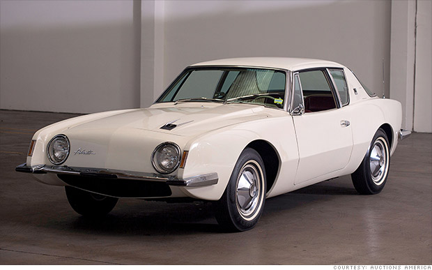 Studebaker Avanti Photos, Informations, Articles - BestCarMag.com