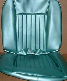 Upholstery, Avanti '63 to '71