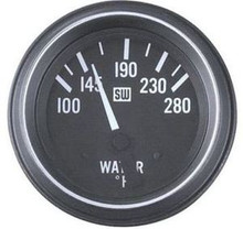 Water Temperature Gauge, Avanti 1970's & 1980's