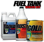 Gas Tank Sealer Kit