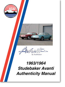 Avanti Authenticity Manual