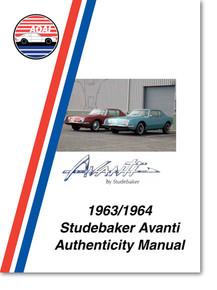 Avanti Authenticity Manual