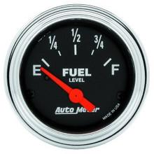 Fuel Gauge - Avanti Replacement - '63 to 70's
