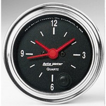 Clock - Avanti Replacement - '63 to 70's