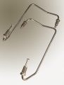 Caliper Transfer Tube - Pair - Stainless steel