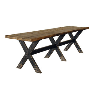 3.0M CAFE DINING TABLE (75CM) (F074B)
