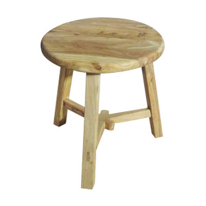 OCCASIONAL TABLE/STOOL ELM (EST11)