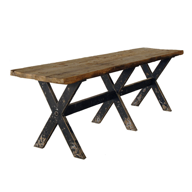 3 0m cafe bar table f074 stone pony for Asian furniture erina