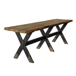 3.0M CAFE BAR TABLE (F074)