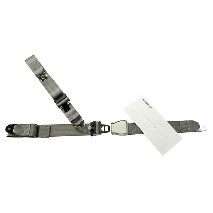 Cessna 100 Series - Rear Fixed Strap Style