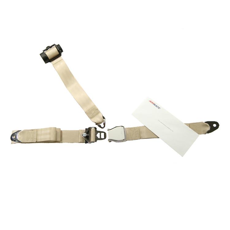 Piper PA23 - Front, Inertial Reel