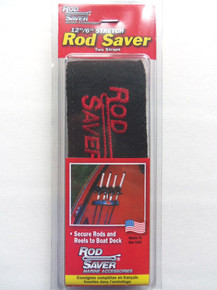 "Original Rod Saver - Rod Saver 12/6PM - Pro Model Stretch - 2 Straps Incl 12"" & 6"" - Holds up to 7 Rods - View 1"