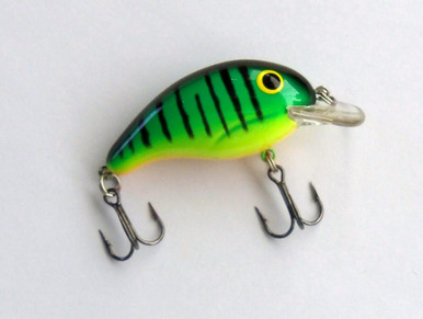 Bandit Crankbait - Fire Tiger - 100 Series