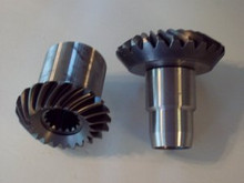Gear Set - Upper Unit Gear Set - Mercruiser 120/140 and Gen II - Mercury 43-55778A3 - Sierra 18-2205