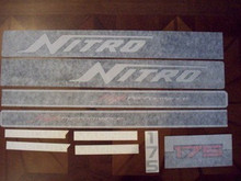 Engine Decal Set - Mercury Mariner - Nitro - 175 - Mercury 37-808620A94