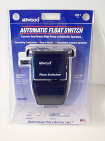 Automatic Float Switch - Attwood 4202-7