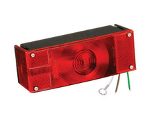 "Trailer Light - Wesbar 403026 - Stop, Turn & Tail - Waterproof Low-Profile Over 80"" - Left/Roadside"