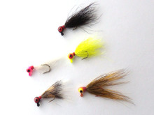 Hair Jig by Nothead Tackle - Choice of 5 Colors - Choice of Weight 1/32 oz, 1/64 oz
