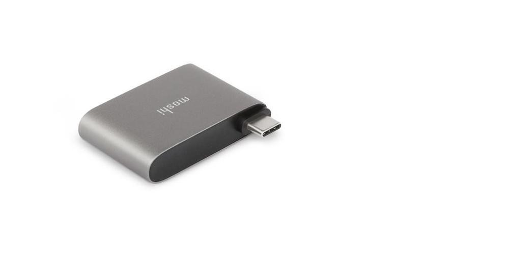 Moshi USB-C to Dual USB-A Adapter
