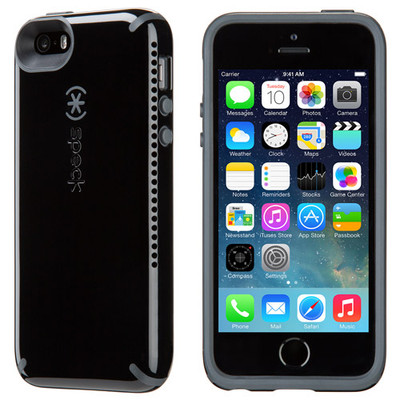 Speck Amped for iPhone 5S / 5 - Black / Slate