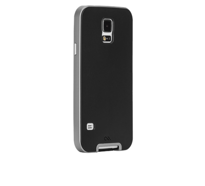 Case-Mate Slim Tough Case for Samsung Galaxy S5 - Black / Silver