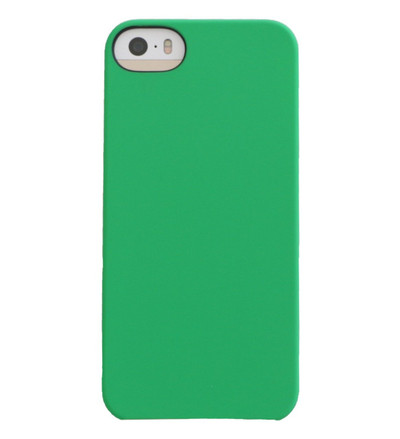 Incase Snap Case for iPhone SE / 5S - Astro Green Soft Touch