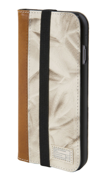 Hex Icon Wallet for iPhone 6S / 6 - Ivory Heritage
