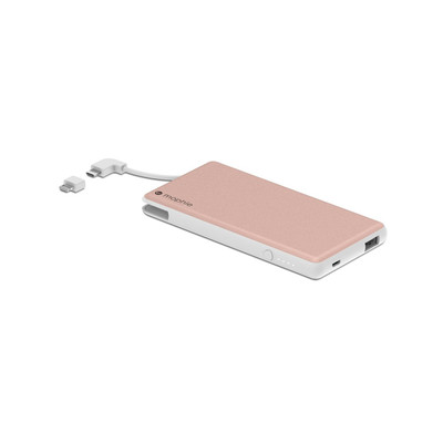 mophie power station plus for Smartphones, Tablets and USB Devices - Rose Gold