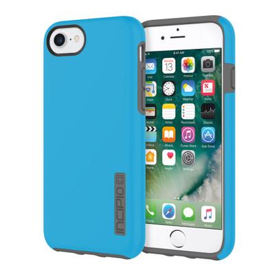 Incipio DualPro for iPhone 7 - Cyan / Charcoal
