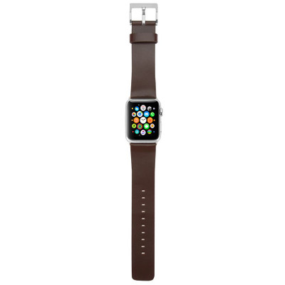 Incase Leather Band for Apple Watch 42mm - Brown