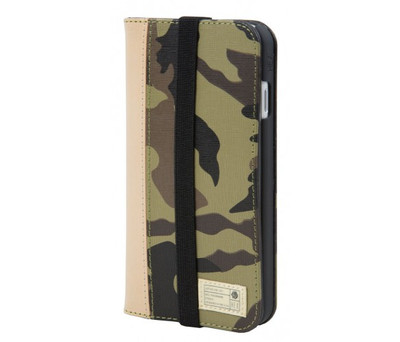 Hex Icon Wallet for iPhone 7 - Camouflage